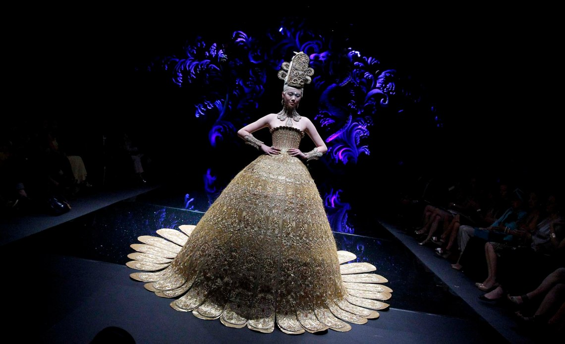 Singapore Asian Couture